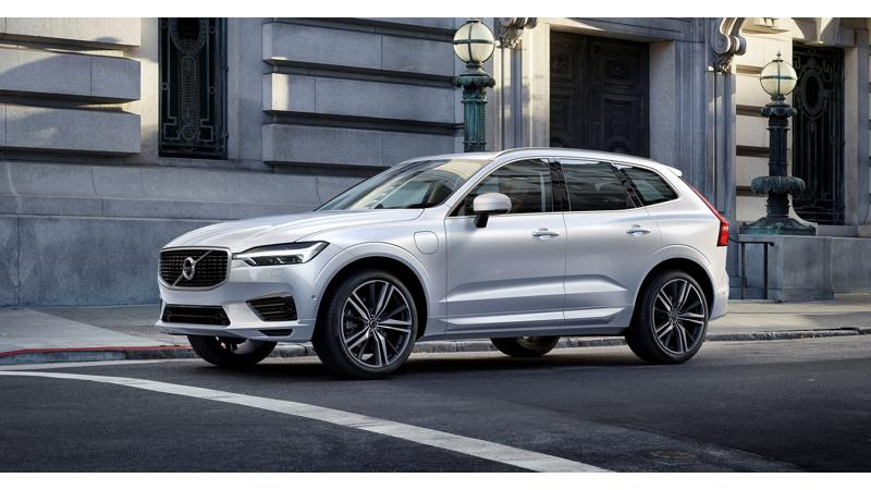 Geneva 2017: Volvo reveals the new XC60