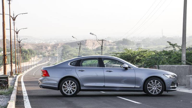 Volvo S90 - What to expect?