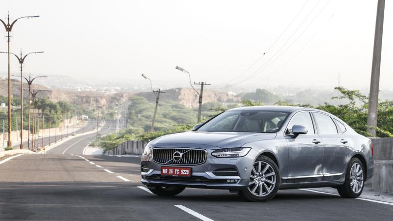 Volvo increases pricing of its entire line-up in India