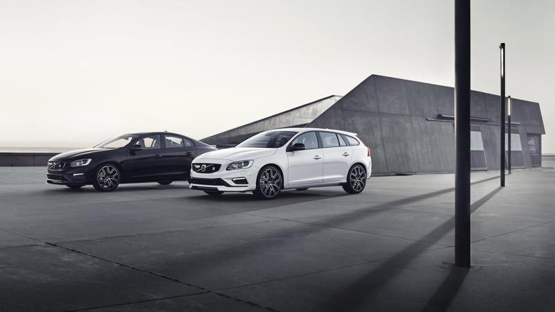 New Volvo S60 and V60 Polestar revealed with improved aerodynamics
