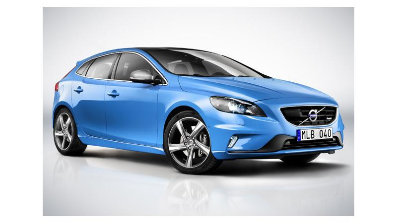 Volvo Auto India pushes the launch of its V40 crossover till June 2013