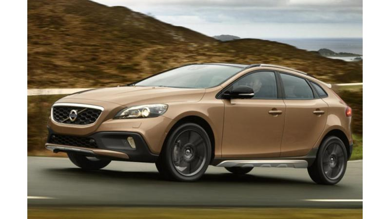 Volvo V40 Cross Country launched in Gujarat at Rs. 29.15 lakh
