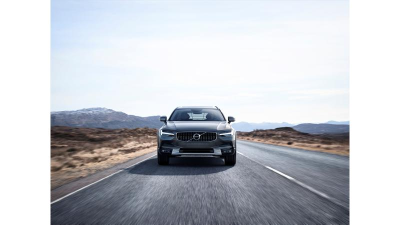 Volvo V90 Cross Country revealed; India launch in 2017
