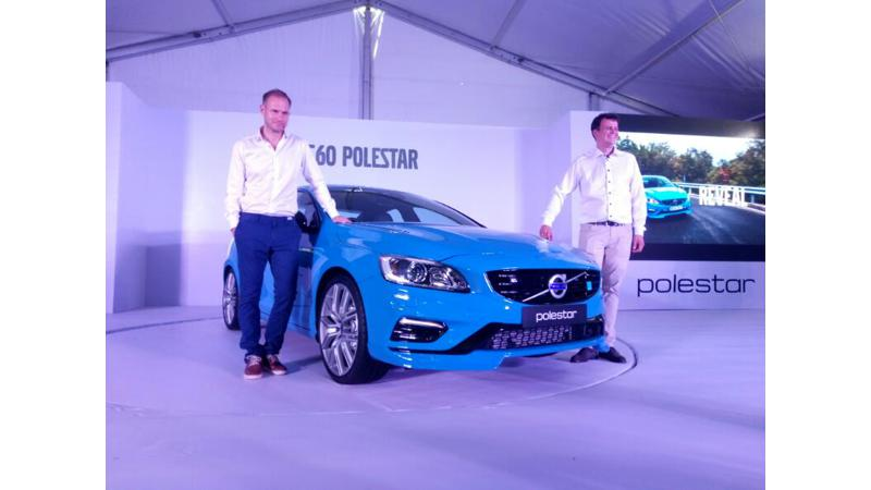 Volvo to launch S60 Polestar on April 14