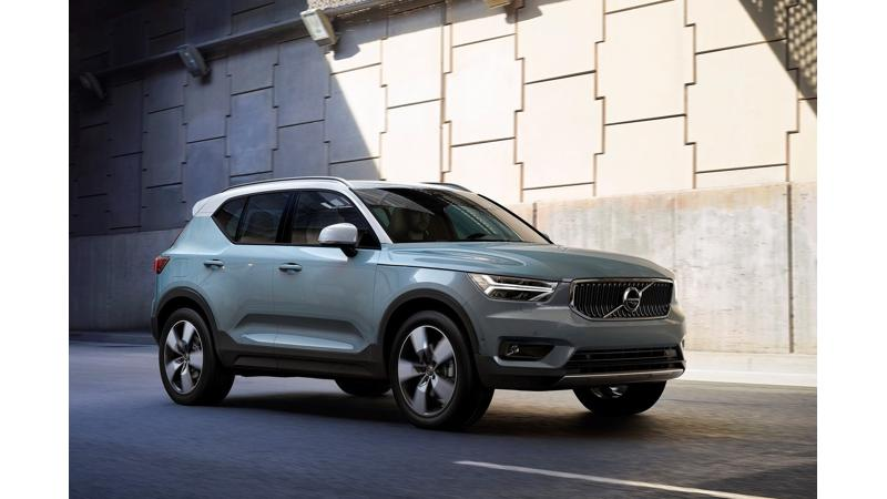 Volvo reveals the all-new XC40 crossover