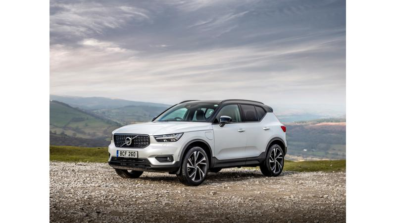 Volvo launches XC40 Plug-in Hybrid T4 in UK