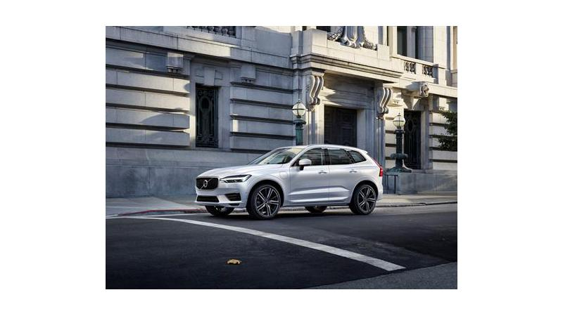 New XC60 produced on Volvo's 90th birthday