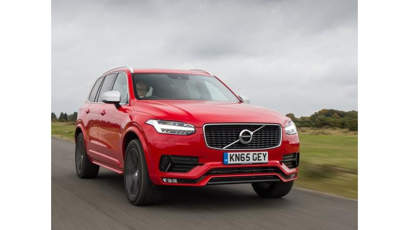 Volvo updates XC90 diesel variants with more features