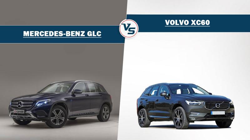 Volvo XC60 vs Mercedes-Benz GLC