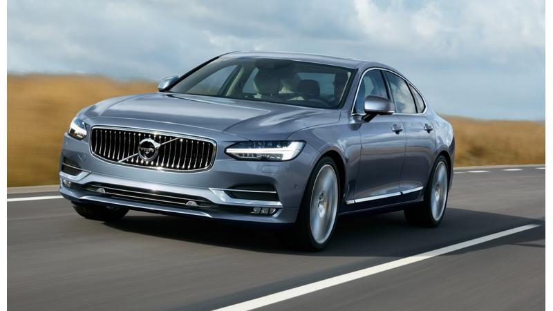 Volvo Australia launches the S90 saloon