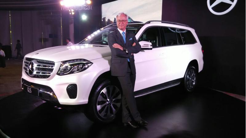Mercedes-Benz launches GLS in India at Rs 80.40 lakh