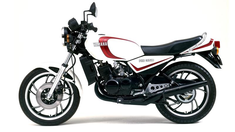 Royal Enfield Bullet and Yamaha RD350 - The Initiators of Power Biking in India