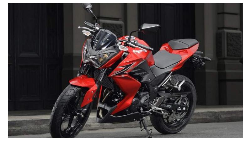 2017 Kawasaki Z250 launched at Rs 3.09 lakh