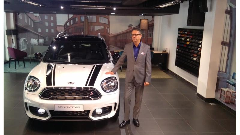 New Mini Countryman launched in India at Rs 34.90 lakhs