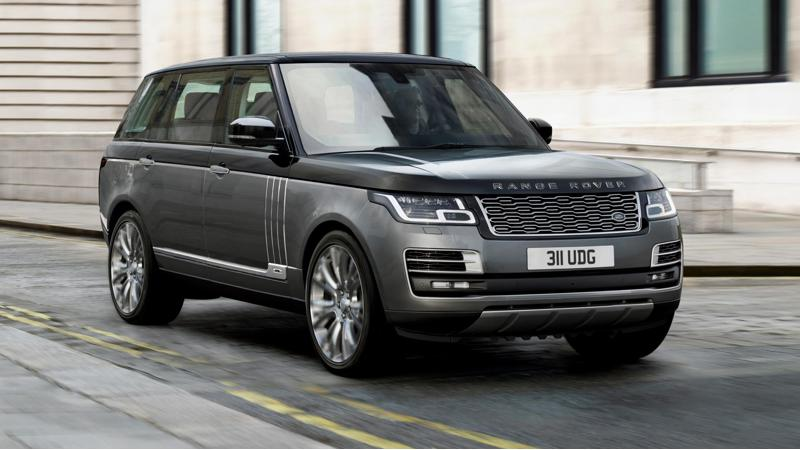 LA Auto Show 2017: 2018 Range Rover SV Autobiography is a palace on wheels