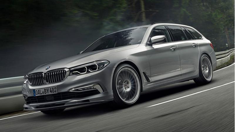 Alpina to build BMW M5 Touring