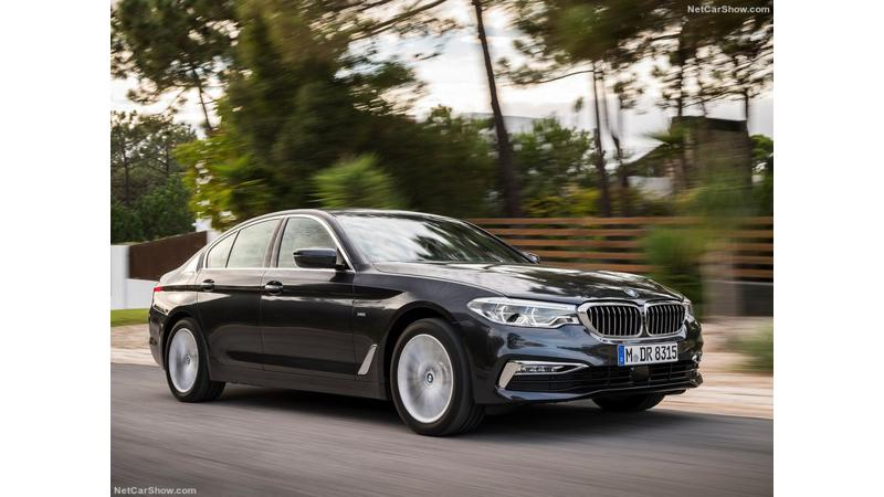 Top 5 things about the new BMW 5 Series