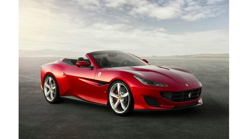 Ferrari Portofino unveiled, will replace California