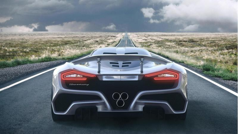 Hennessey Venom 5 to be unveiled on 1 November at SEMA