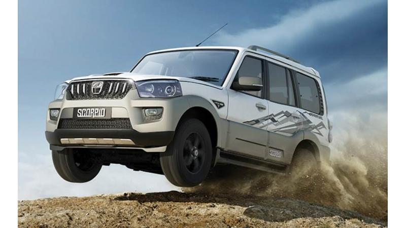 Mahindra launches Scorpio Adventure at Rs 13.09 lakh