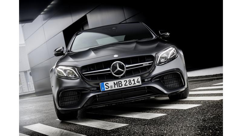 Mercedes-Benz AMG E63 S India launch on 4 May