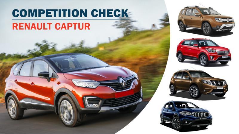 Competition Check Renault Captur