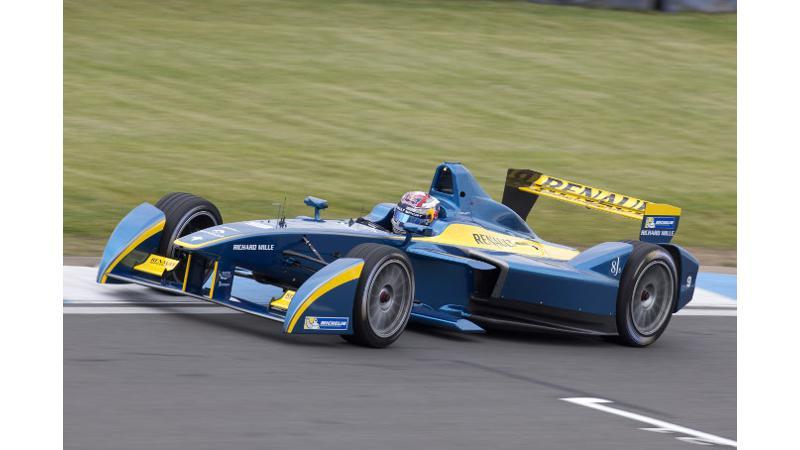 Nissan to enter Formula E in 2018