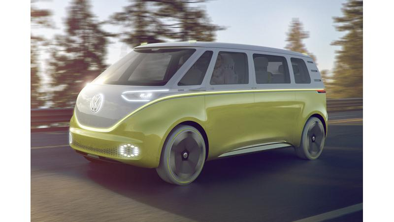 Volkswagen ID Buzz to go into production
