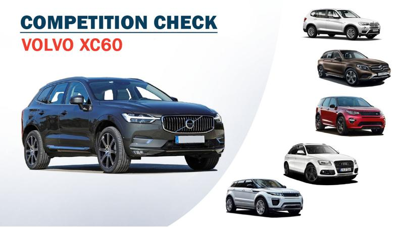 Competition Check Volvo XC60