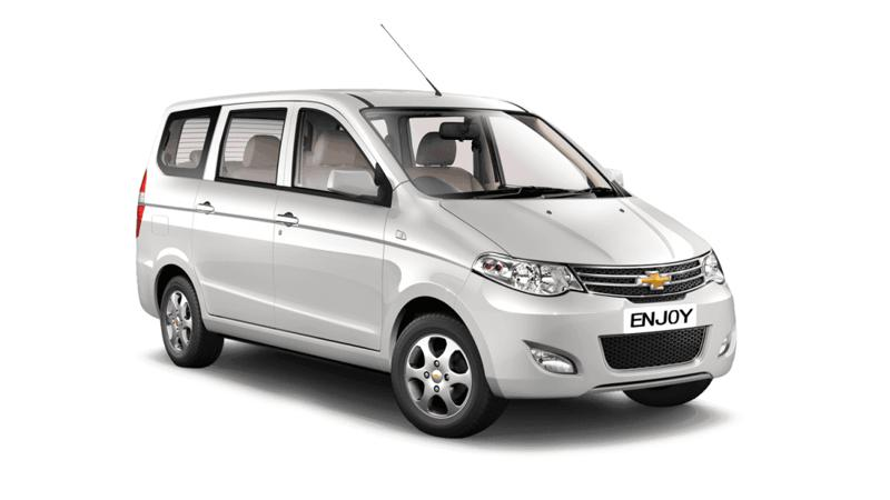 Chevrolet Enjoy now sold at Rs 4.99 lakh