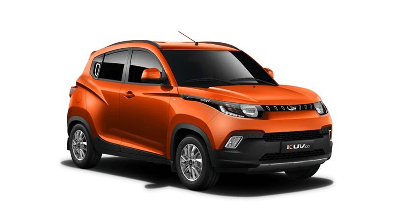 Mahindra KUV100 launched in South Africa