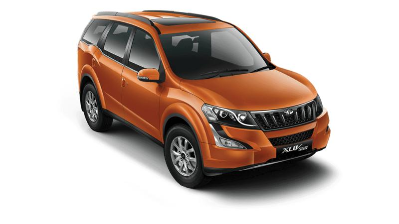 Mahindra XUV500 W10 AT gets two new features