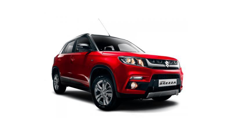 Maruti Suzuki Vitara Brezza crosses 10,000 unit sales once again