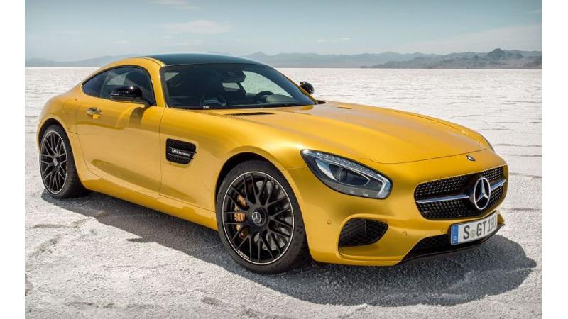 Mercedes AMG GT R set for Goodwood festival debut