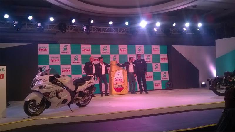 Petronas launches Petronas Sprinta with UltraFlex technology in India