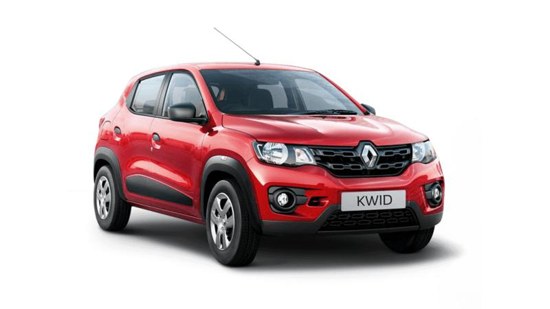 Renault Kwid AMT and 1.0-litre variants set to debut ahead of Diwali