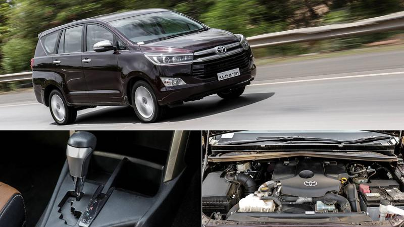 Toyota's sales in July increase thanks to the Innova