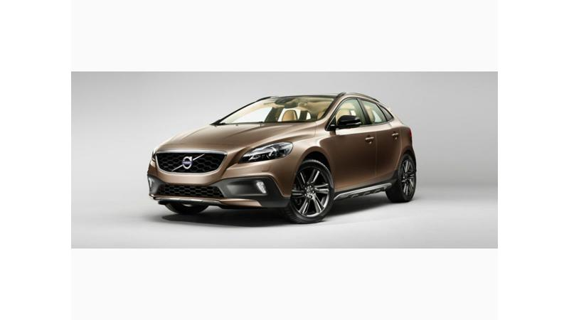 Volvo to launch V40 Cross Country petrol on April 20, 2015