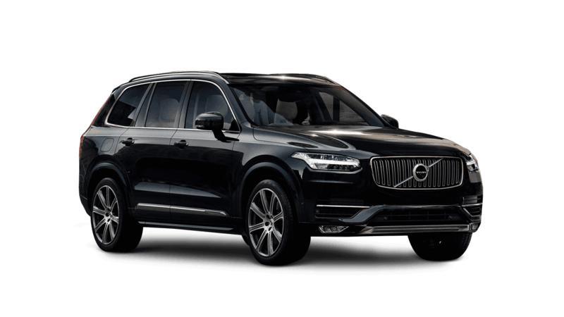 Volvo starts homologating the XC90 T8 hybrid