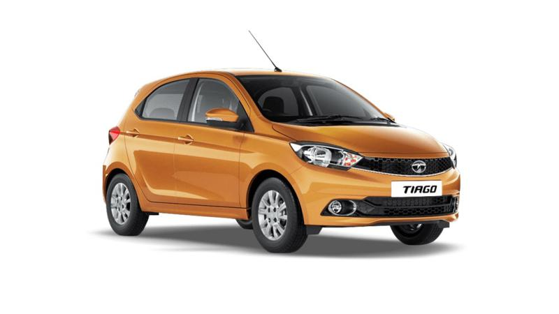 Tata Tiago petrol to get two AMT variants