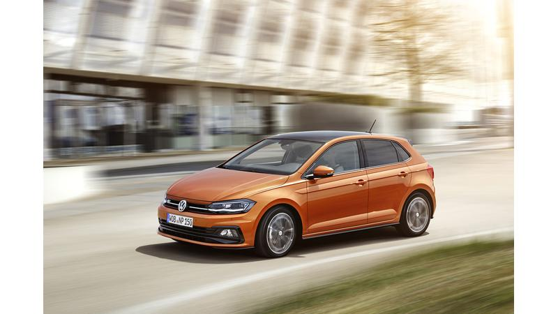 Photo gallery: 2018 Volkswagen Polo