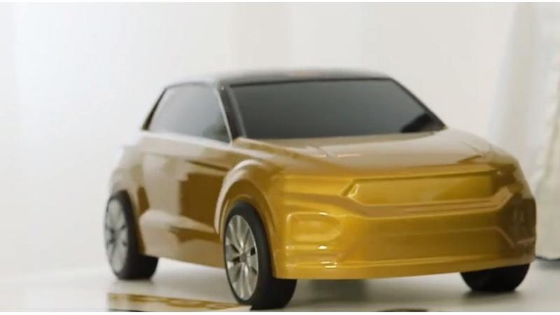Volkswagen T-Roc SUV to debut on 23 August