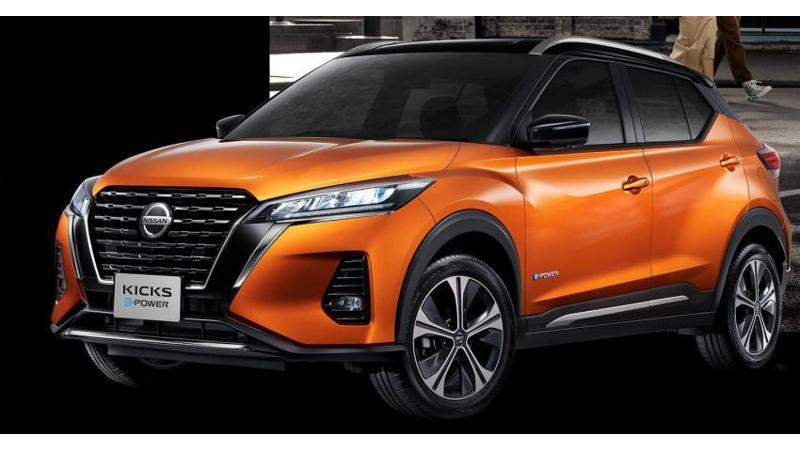 Nissan Kicks Facelift