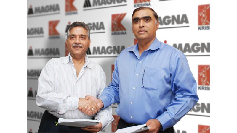 Magna Seating and Krishna Group Form a Joint Venture for the India Market