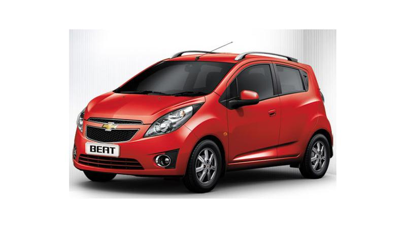 Chevrolet Beat Lpg Dual Fuel Car Specifications In India