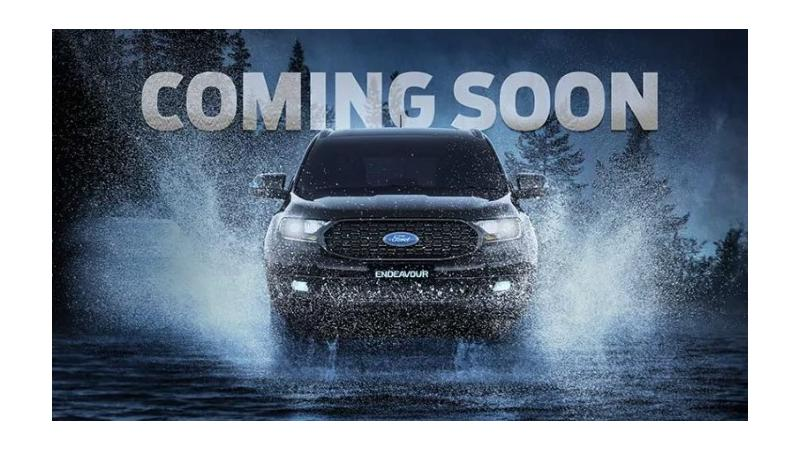 Ford Endeavour Photos