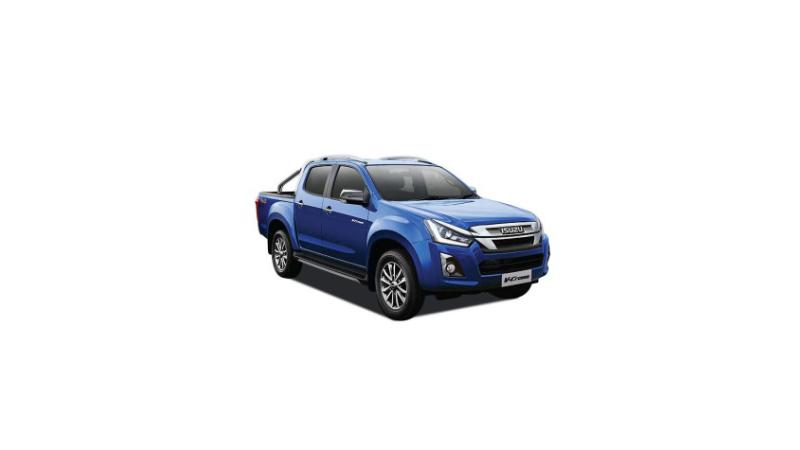 Isuzu D-Max V-Cross Photos