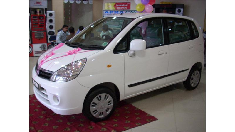 Maruti Estilo Launched - with 60 pics
