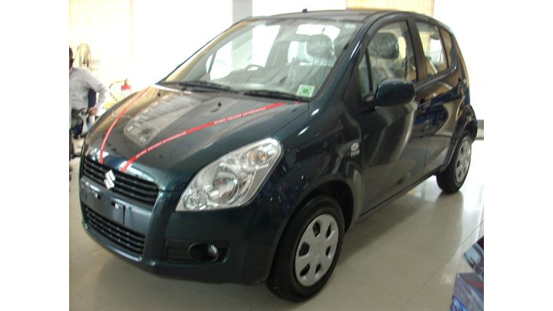 Maruti Suzuki Ritz Launched Today - with actual images