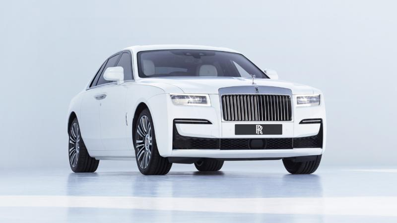 Rolls Royce Ghost New